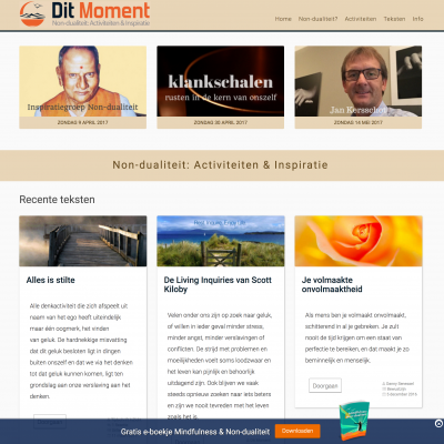 Ditmoment.be
