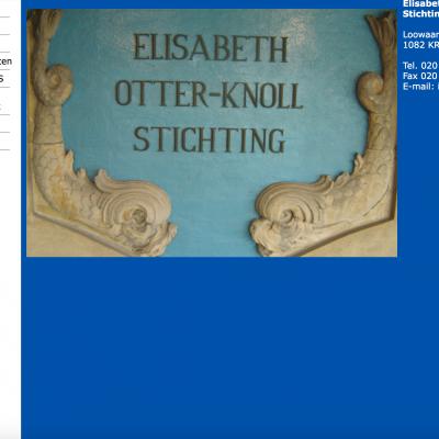 Elisabeth Otter-Knoll Stichting