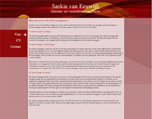 Saskia van Eeuwijk